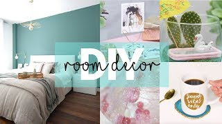 DIY ROOM DECOR 2019 I Ideas tumblr