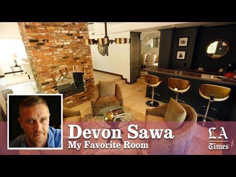 Devon Sawa: My Favorite Room | Los Angeles Times