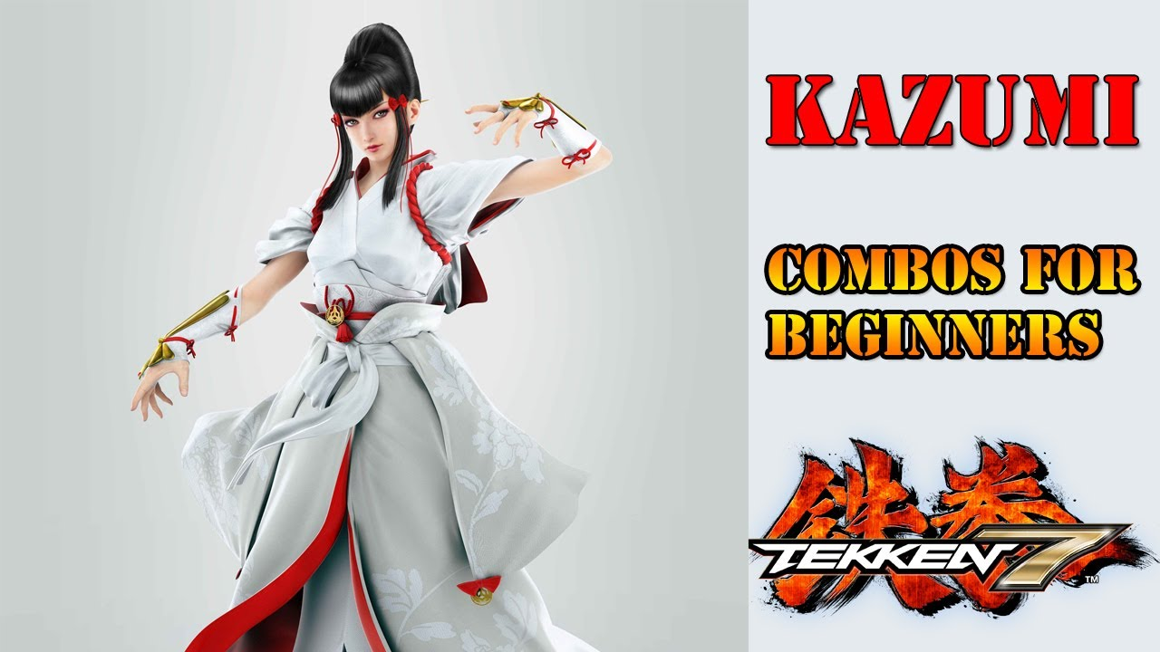 Check out these Tekken 7 beginner combo guides from
