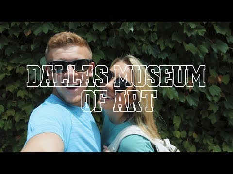 Almost Getting Kicked out of Dallas Museum of Art | Haarala-Jones Combo