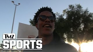 Shareef O'Neal: I Spoke with LaMelo, He's Pumped About Lithuania! | TMZ Sports