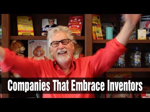Finding Companies That Embrace Open Innovation and Inventors
