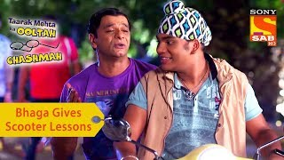 Your Favorite Character   Bhaga Gives Scooter Lessons To Tapu Sena   Taarak Mehta Ka Ooltah Chashmah
