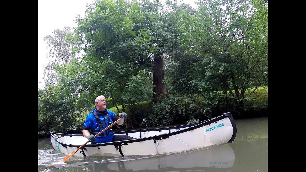 Canoes For Heavy People – Wide & Stable Options | For Big & Heavy People