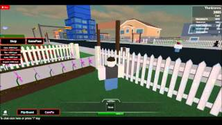 ROBLOX; Tycoon New Home Gameplay