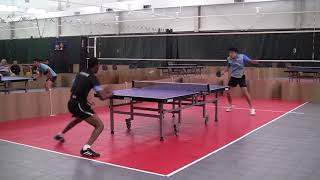 Adeyinka Hammed vs Xiang He | New Orleans Spring Open