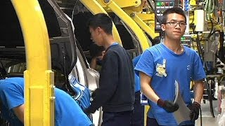 الصين: استقرار القطاع الصناعي في سبتمبر – economy     1-10-2015