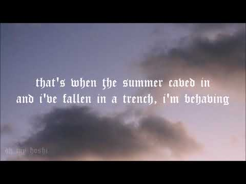 demons ; joji - lyrics