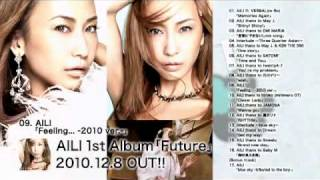 AILI 1st Album 「Future」紹介映像