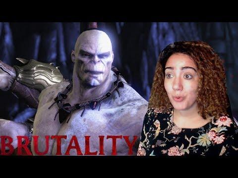 I GOT GORO BRUTALITIED! - Mortal Kombat XL Online Ranked Matches thumbnail