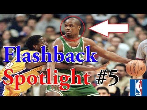 NBA Flashback Spotlight Player #5   Antoine Walker