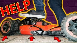 Rc Car SHOP TIME - I need your HELP!