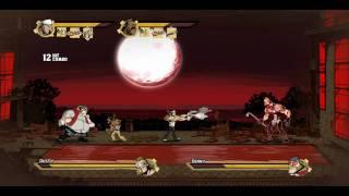 Shank Coop PC Gameplay (Steam) HD Part 2 (Boss Fight: Biker Dudes)