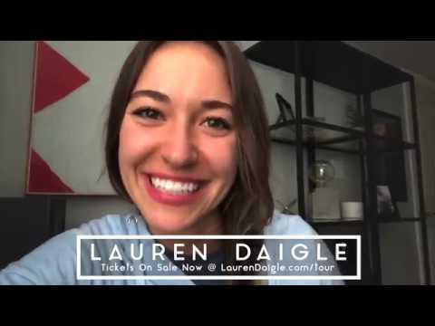 Lauren Daigle is coming to Peoria!