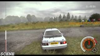 DiRT Rally -BAUMHOLDER - Gameplay (PC HD) [1080p] SIERRA COSWORTH