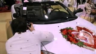 аренда кабриолетов на свадьбу в Ростове и Краснодаре