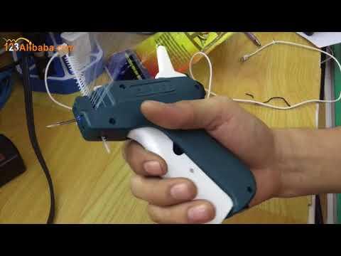 123alibaba.com   Súng bắn tem mác cho quần áo, Bao bì