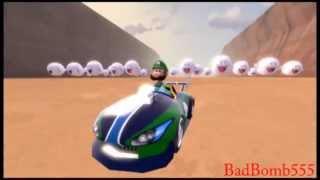Luigi Gets His Driver
