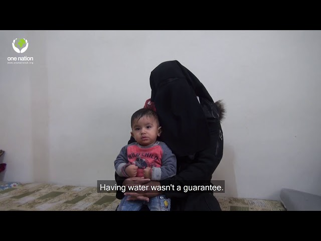 Meet Umm Mohamed,  A Mother In The One Nation Village In Syria