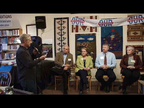 Our Revolution Thurston Candidate Forum Part 1