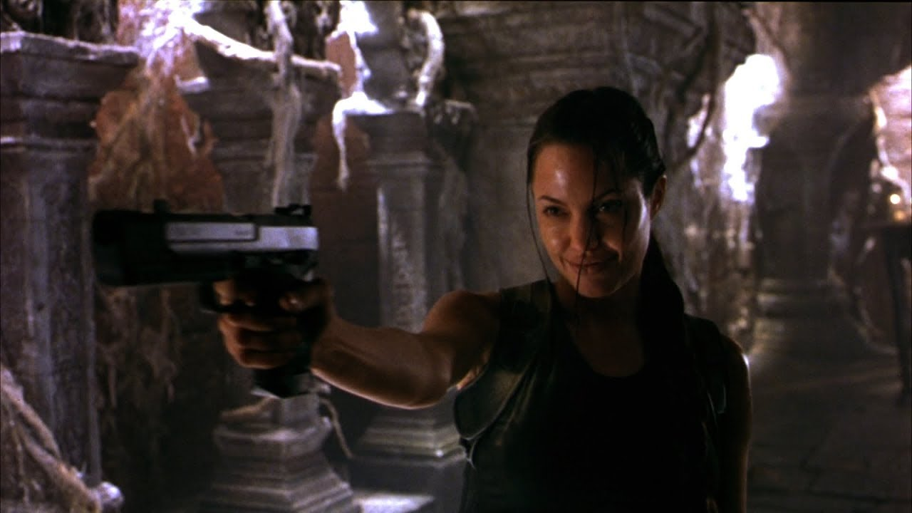 tomb raider movie 2001 trailer