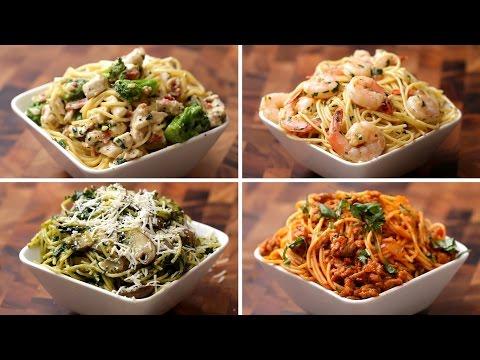 spaghetti-4-ways