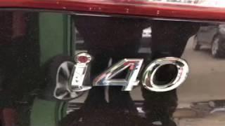 Hyundai i40 теперь имеет жидкие подкрылки, надежно защищающие арки от коррозии, а водителя от шума