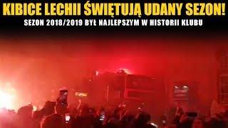 FETA KIBICÓW LECHII: Sezon 2018/2019 był najlepszym w historii klubu