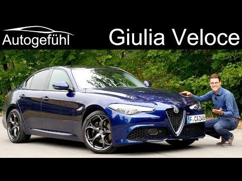 Alfa Giulia Veloce FULL REVIEW 2019 - Autogefühl