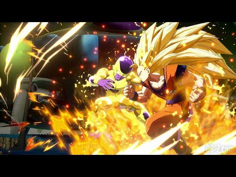 Gameplay Beta Dragon Ball FighterZ