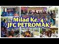 LOMBA MANCING - MILAD KE.4  JFC PETROMAK