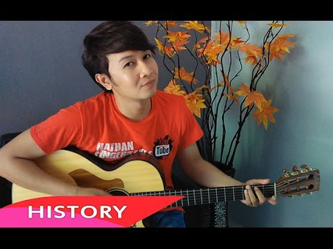 (One Direction) History - Nathan Fingerstyle | Guitar Cover (1D)