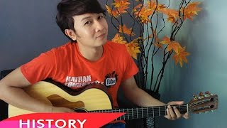 Video (One Direction) History - Nathan Fingerstyle | Guitar Cover (1D) download MP3, 3GP, MP4, WEBM, AVI, FLV Agustus 2017