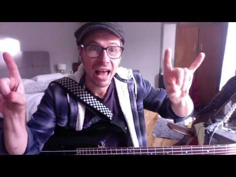 Rock It! Give It Away Bass Tutorial