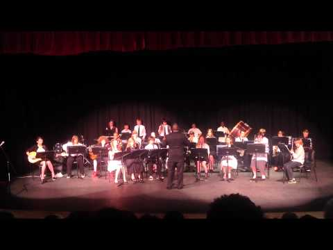 Coupeville Middle School Beginning Band