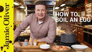 How to Boil aฑ Egg! 🥚 | Jamie Oliver