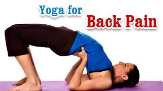 Yoga for Back Pain - Heal Back and Neck Pain Treatment in English