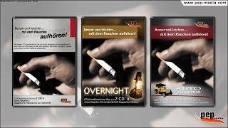 Besser und leichter mit dem Rauchen aufhören! Audio-Ratgeber und Hypnose / Suggestion CD