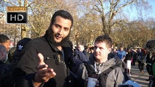 **BOBS EPIC FAIL!** P5 - Muslims Saved!? Muhammad Hijab Vs Bob the Builder|Speakers Corner