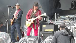 Richie Sambora - Lay Your Hands On Me - Calling Festival London 2014