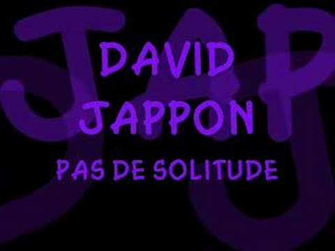 DAVID JAPPON
