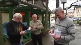 Kaffeefahrten-Rebell sprengt Verkaufsveranstaltung