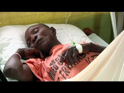 UN asked to pay for Haitian cholera outbreak