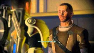 Mass effect 2 - Stock boy (renegade variations)