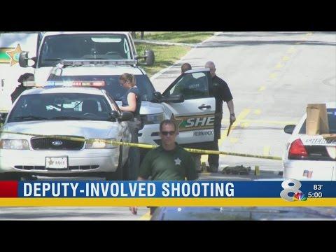 Deputy Shooting