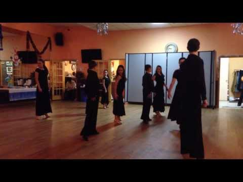 Roxanne: Group Tango Show: Dance Passion New Years Show