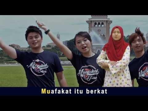Lagu Muafakat Johor SDJO