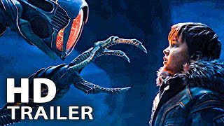 LOST IN SPACE Trailer Deutsch German (2018)