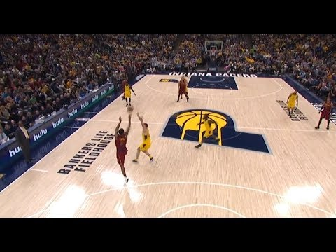 JR Smith Swishes The Crazy Buzzer Beater From Opposite 3 Point Line!