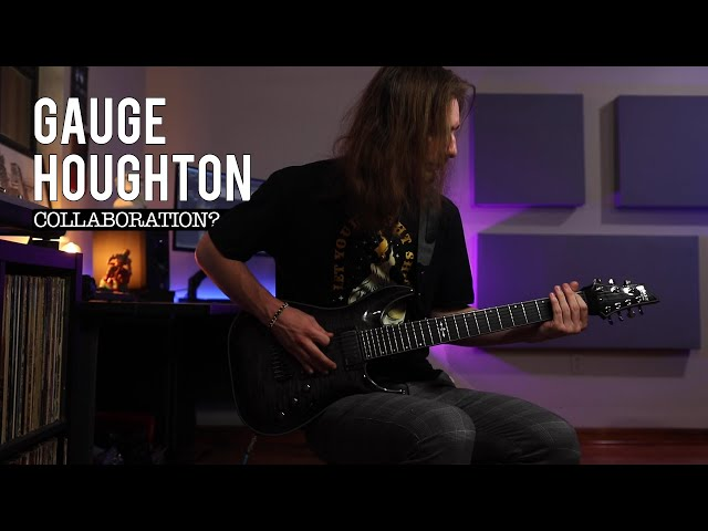 Gauge's Riff // Who wants to Collaborate? // Schecter Hellraiser Hybrid c-7 demo